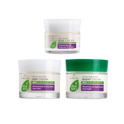 Aloe VIA Набор для ухода за кожей лица